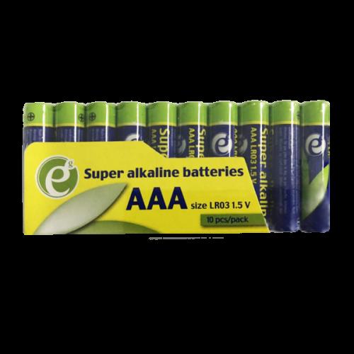 ENERGENIE EG-BA-AAASA-01 Super Alkaline AAA Batterry 10 Pack
