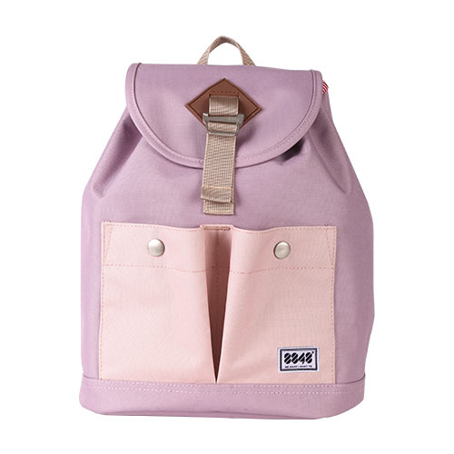 8848 041-029-002 Fashion Lady Backpack For  iPads Violet/Pink