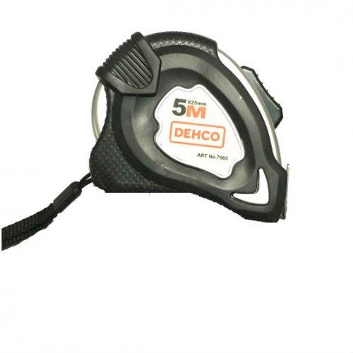 DEHCO 7565 Μέτρο Ρολό De Autolock 5m x 25mm