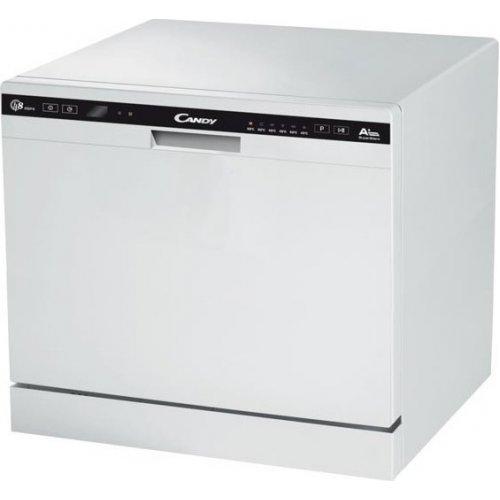 CANDY CDCP 8/E Πλυντήριο Πιάτων Ανω Πάγκου - 6 Σερβίτσια - (Υ x Π x Β: 59.5 x 55 x 50cm)
