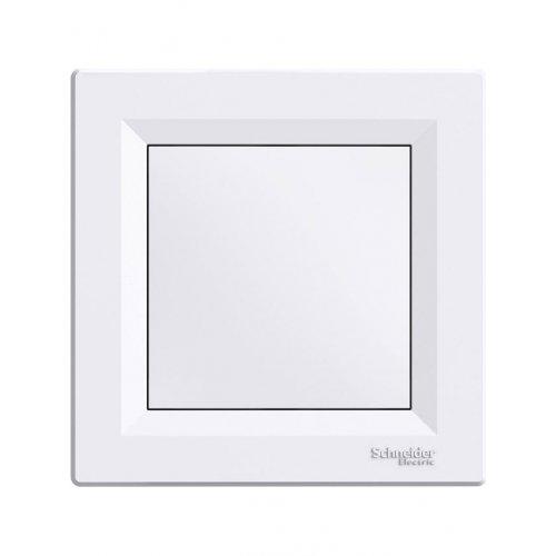 SCHNEIDER ASFORA EPH0100121 Διακόπτης Απλός Λευκός 0005895