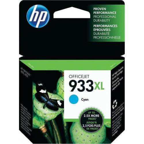 HP No933XL (CN054AE) Μελάνι Inkjet Cyan