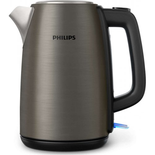 PHILIPS HD9352/80 Βραστήρας 2200 W - 1.7 lt Γκρι 0017383