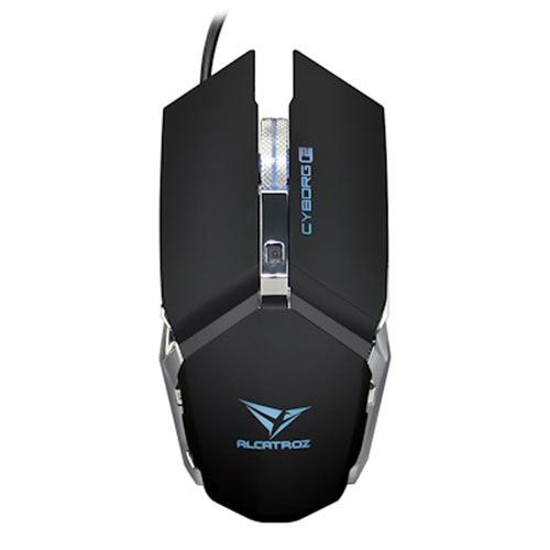ALCATROZ CYBORGC2 5-Click Gaming Mouse 3200CPI
