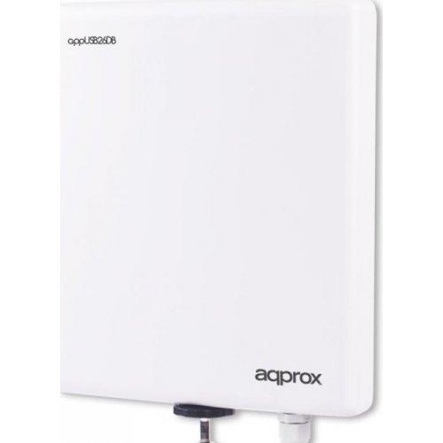 APPROX WIRELESS APPUSB26DB USB ADAPETR 2W+26dBi 0015053