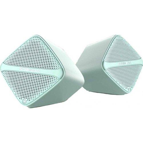 SONIC GEAR SCUBEM Speakers USB Digital AMP + Micro Driver Mint