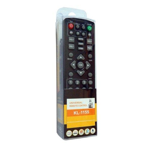 Πολυτηλεχειριστήριο  Αποκωδικοποιητών DVB-T, DVB-S KL-1155 0010373