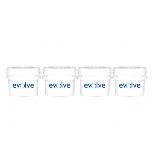 Αντικαθιστούν BRITA MAXTRA - Ανταλλακτικά Φίλτρα 4τμχ - Aqua Optima Evolve EVS401 0017568