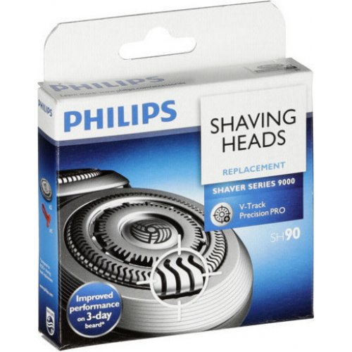 PHILIPS SH90/70 (SH90/60) Series 9000 Ανταλλακτικές Κεφαλές 0017675