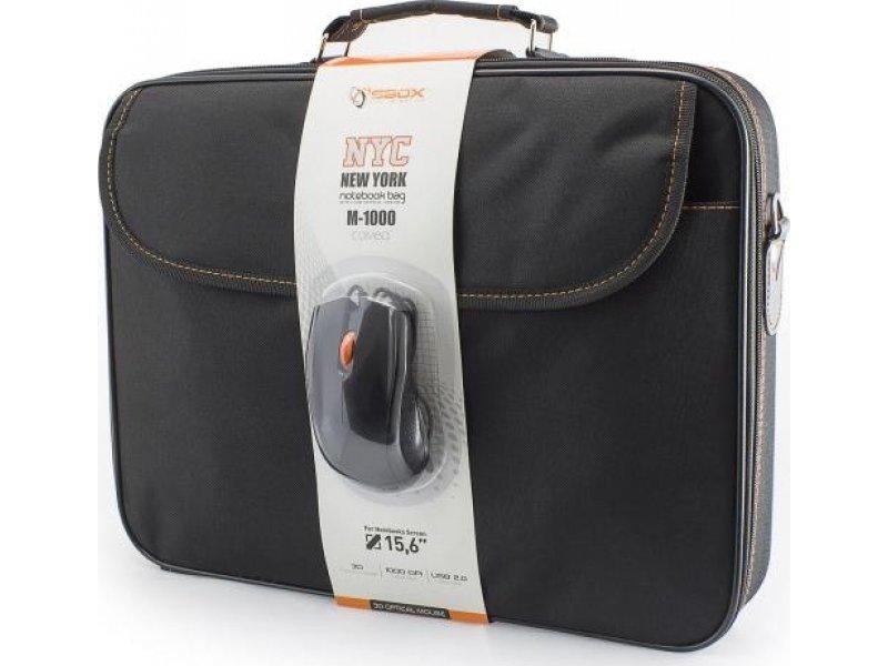 SBOX NYC Notebook Bag 15,6